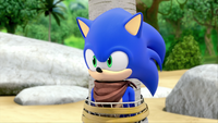 SB S1E19 Sonic time out