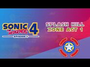 Splash Hill Zone Act 1 - Sonic the Hedgehog 4- Episode I
