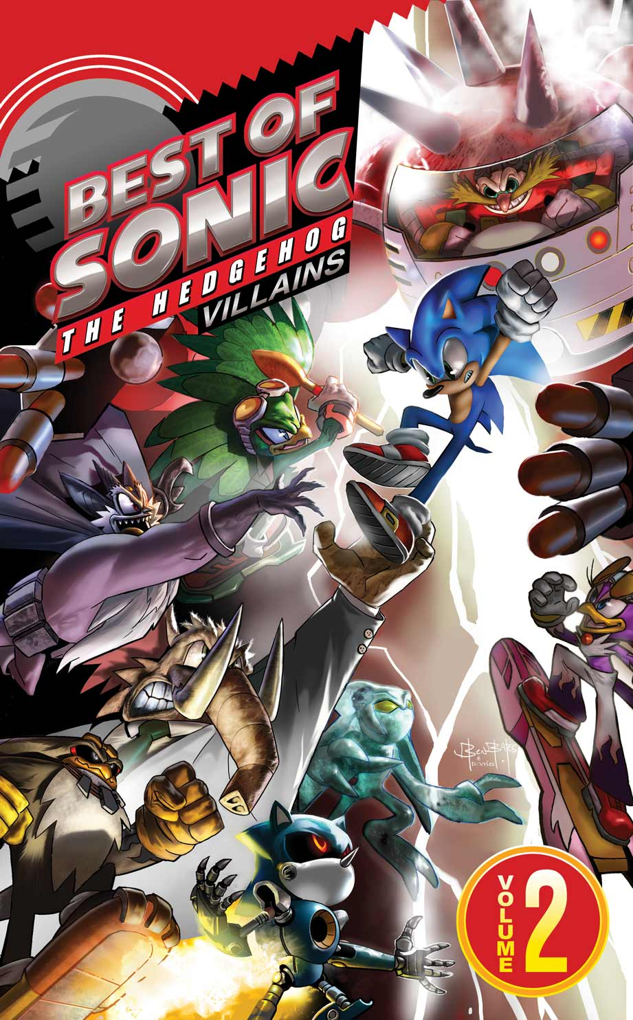 Best Of Sonic The Hedgehog Villains Sonic News Network Fandom