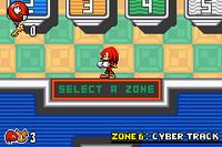 SA3 Zone Select