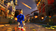 Sonic Forces poziom 2