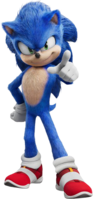 Sonic movie - Sonic point v2
