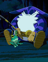 Big and Froggy Sonic x