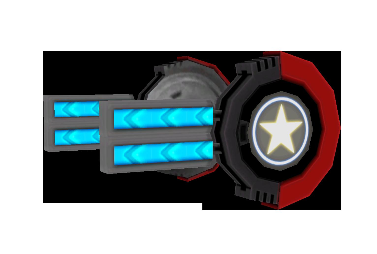 Accelerator Gun