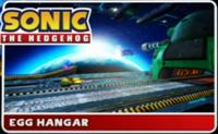 Egg hangar icon