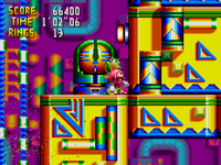 Eggman should really make that light switch more accessible 04