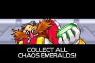 Sonic Advance 3 Get All Emeralds