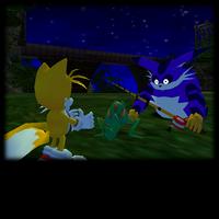 Sonic Adventure Credits (Tails 16)