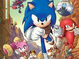 Sonic Boom (serie de cómics)