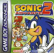 Sonic Advance 2 EU