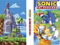 Sonic Box Set 1-4 Wrap Around
