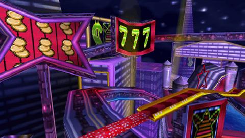 Neon Palace Zone