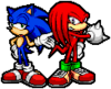See the disappoint of readers, Knux