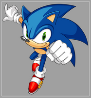 Sega Splash! Golf Sonic