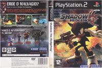Shadow the Hedgehog (PS2) IT