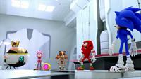 SB S1E08 Team Sonic lair