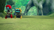 SB S1E22 Orbot Cubot forest