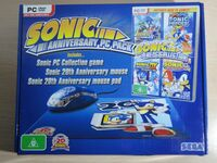 Sonic Anniversary PC Pack