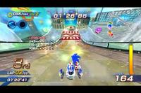 Sonic Free Riders - Gameplay 06