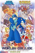 Sonic y megaman