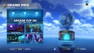 Transformed Arcade Cup M