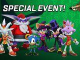 Sonic Forces: Speed Battle/Wydarzenia