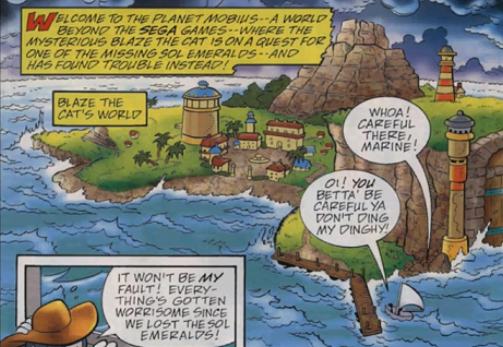Southern Island (Archie)