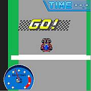 Sonic Racing Kart 4