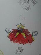 Eggman Crown Koncept