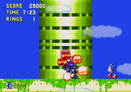 Mecha Sonic SSZ 13