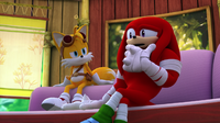 SB S1E04 Tails Knuckles is that a real law