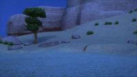 SB S1E12 Canyon night background