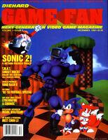 Gamefan Volume 1 Issue 2 cover