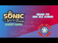 Grab it! Kri Ma Djinn - Sonic and the Secret Rings (Party Mode)