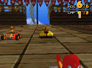 Monkey Target DS 06
