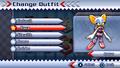 Rouge's Race Suit