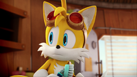 SB S1E02 Tails he is not so bad after all