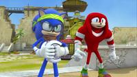 SB S1E44 Sonic Knuckles case closed