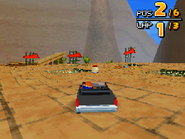 Sandy Drifts DS 14