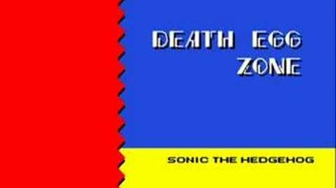 StH2 Music Death Egg Zone