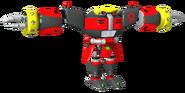 TSR Model Omega