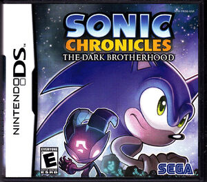 Nintendo DS Sonic Chronicles The Dark Brotherhood Front Cover.jpg