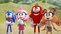 SB S1E15 Team Sonic admire