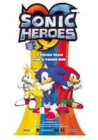 SONIC HEROES UK DISPLAY (TEAM SONIC)