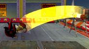Jump Dash SA2 Shadow