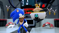 SB S1E08 Sonic vs Tails