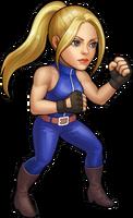 Sega Heroes Sarah Bryant Idle