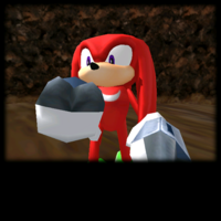 Sonic Adventure Credits (Knuckles 08)