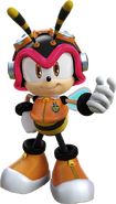 Charmy-Sonic-Forces-Speed-Battle-Artwork