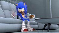 S1E44 Sonic snack